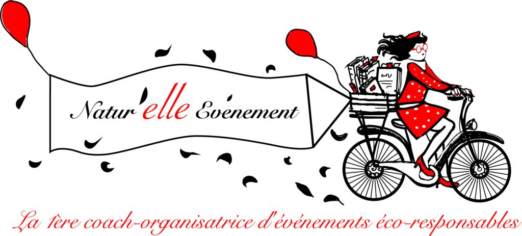 Logo de Natur'elle événement- coach & coordinatrice d'événements éco-responsables