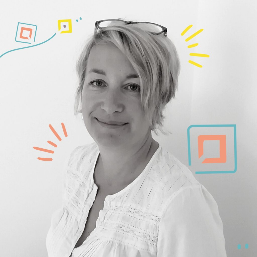 Portrait Isabelle Bellard - fondatrice de Maoma Angers